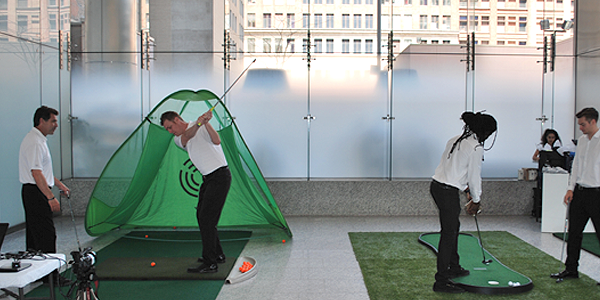 Portable Golf Lessons