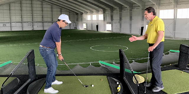 Golf Lesson Toronto